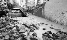 大风刮倒铁围栏砸坏车非不可抗力物业要担责-江苏南京房产物业律师网
